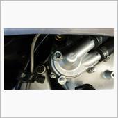 ラジエーター液 交換 5323キロ (クーラント強化剤)の画像