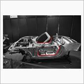 接着剤チューンによるボディ剛性アップの画像