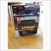 ☆リチウムイオンバッテリーへ交換☆