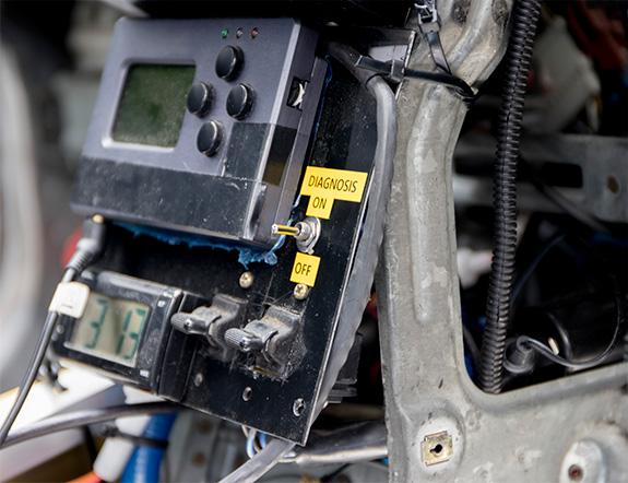 ホンダ ビート ダイアグノーシス サービスチェックカプラ スイッチ Honda Beat Diagnosis