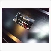 カロッツエリア アンプ PRS-A900取り付け【電源】