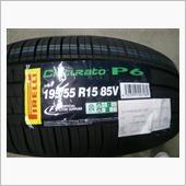 【プジョー206SW】タイヤ&ホイール交換