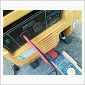 SV900H(発電機): 発電不良の修理、その1。(原因調査編)の画像