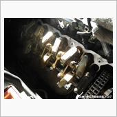 2013年11月16日 W210 神宮寺自動車で点火系・燃料ポンプ等交換 (108,430km)