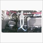 オイルキャッチタンクの画像