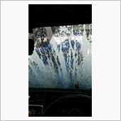 洗車機に~~ど~~ん🎵の画像