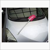 タヌキでなく手抜き洗車😋の画像