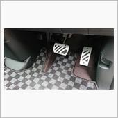 カーメイト 車用 ペダル RAZO K-CAR(軽自動車)の画像