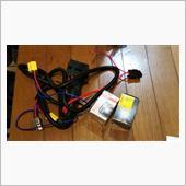 ヘッドライトのリレー取り付けとバルブ交換(ハイワッテージ化)