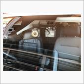 2機種ドライブレコーダー取り付け(ホワイトシルバー)の画像
