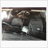 2機種ドライブレコーダー取り付け(メタリックブルー)の画像
