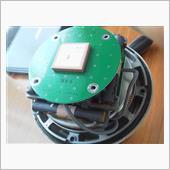DGPSアンテナ 電池交換の画像