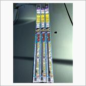 フロント・リア ワイパーゴム交換の画像