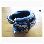 ARAI TXmotardヘルメットお手入れの画像
