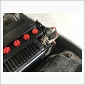 バッテリー点検の画像