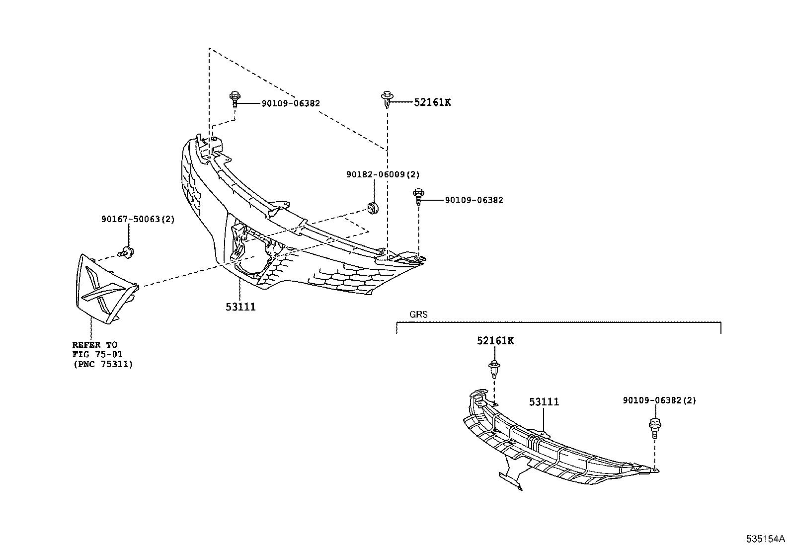 マークX 前期→後期化(中期ヘッドライト使用)