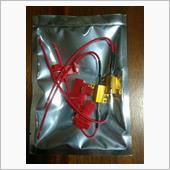 ナンバー灯 ハイフラ抵抗器の画像