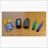 備忘録 アドバンスドキー電池交換の画像