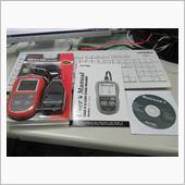 OBD2故障診断機 Autel AL319の日本語化の画像