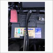 ショップ作業 勝手にバッテリー交換の画像