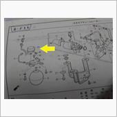 ALBカラカラ音修理(プレッシャースイッチの場合