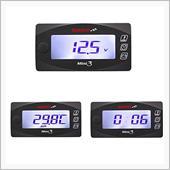 気温/電圧/時計ボルトメーター設置  の画像