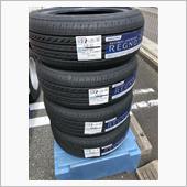 タイヤ交換  REGNO  GR-XI  新品の画像
