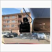 ドラレコ取付+安上がり駐車監視機能の画像