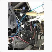 ブロアモーター交換の画像