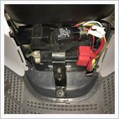 バッテリー交換 (タクト AF16)の画像