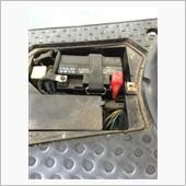 バッテリー補充電の画像