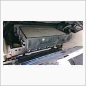 タクティー DRIVE JOY クイックエバポレータークリーナーS 施工の画像