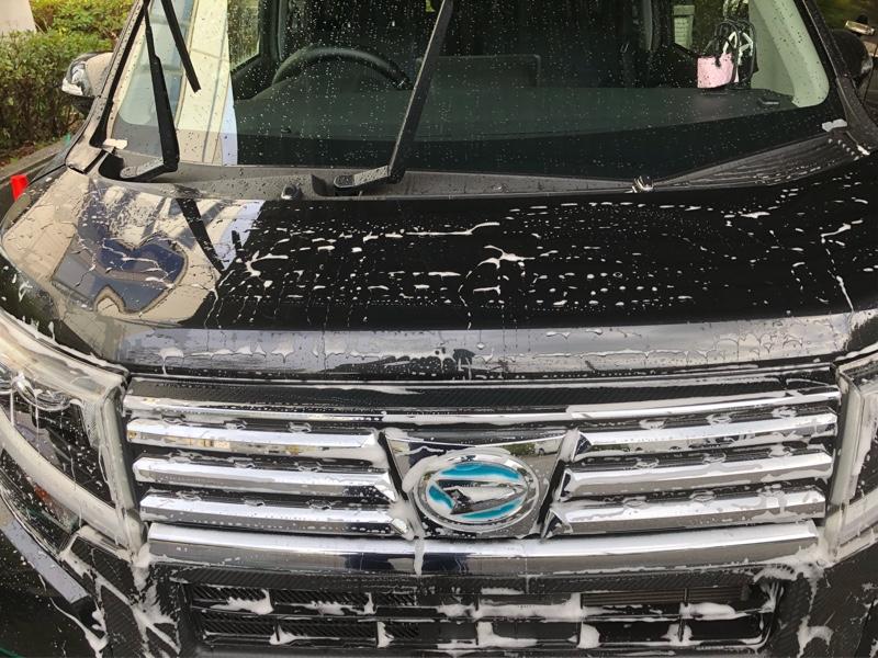 メインの洗車35回目‼️