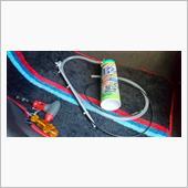 エバポレーター洗浄の画像