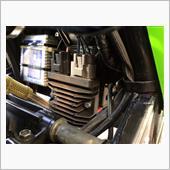 車検&電気系統強化