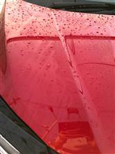 2ヵ月記念早朝洗車