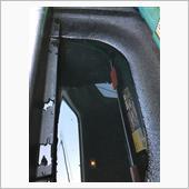 何てこと!?雨漏り発覚!!屋根のつなぎ目コーキングの画像