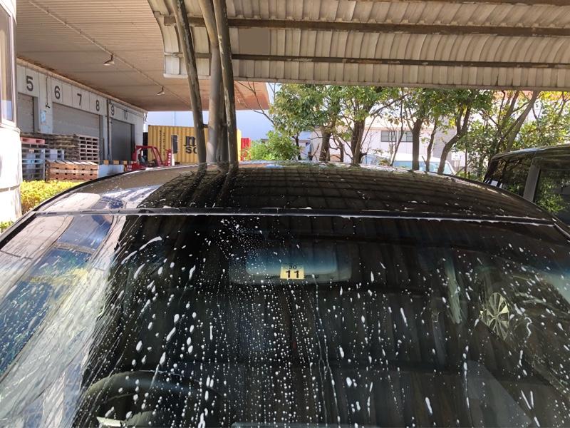 メインの洗車36回目‼️