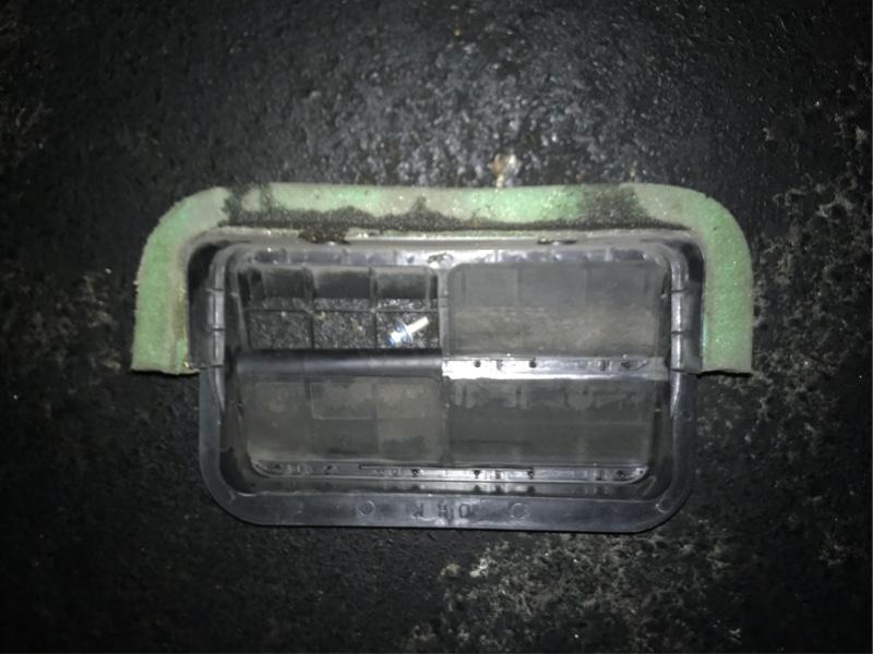 トランク内エバポレーター撤去