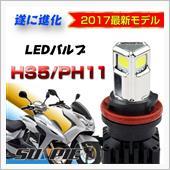 LEDヘッドライトに交換