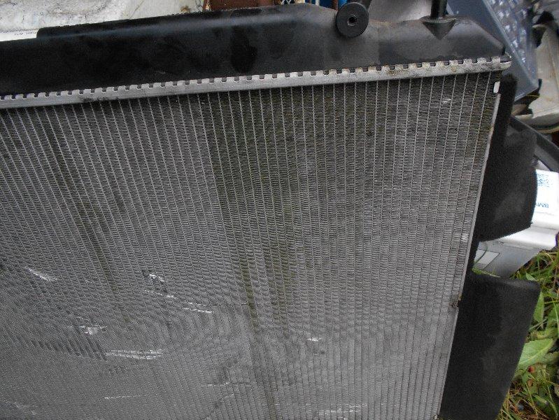 ラジエーターリザーバータンクの水減り