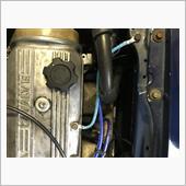 エンジンアースケーブルの画像