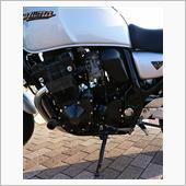 エンジン ジェネレータ・クラッチカバーボルト交換
