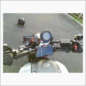 MOTO GPS RADER LCD3.0