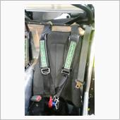 車検対応 3点シートベルト取付の画像
