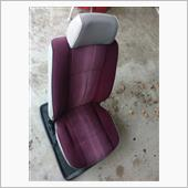 シート座面のヘタリ補正の画像