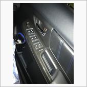 ドアスイッチパネル交換の画像