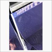 ドアエッジ プロテクションフィルム貼りの画像