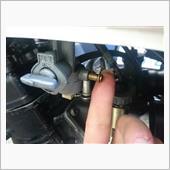 燃料コック交換の画像