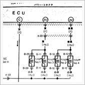 LINK ECU シーケンシャル燃料噴射化の画像